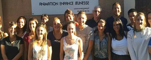 Equipe d'animation 2016-2017